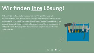 Layout, Illustration und Text