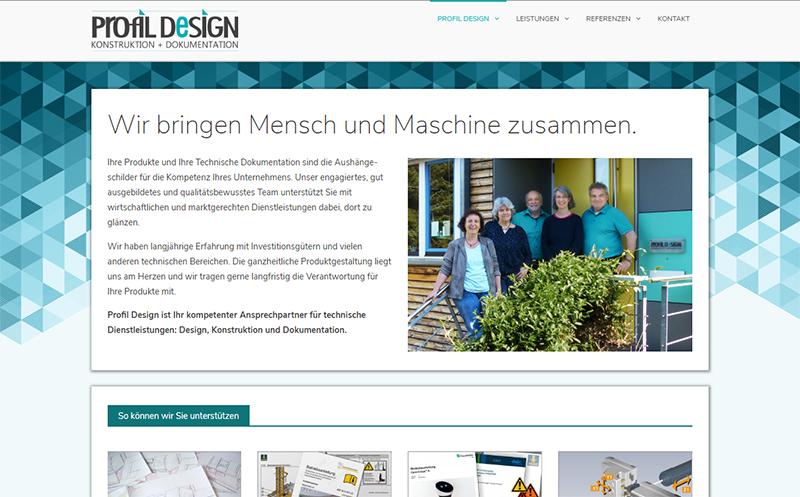 Website (WordPress