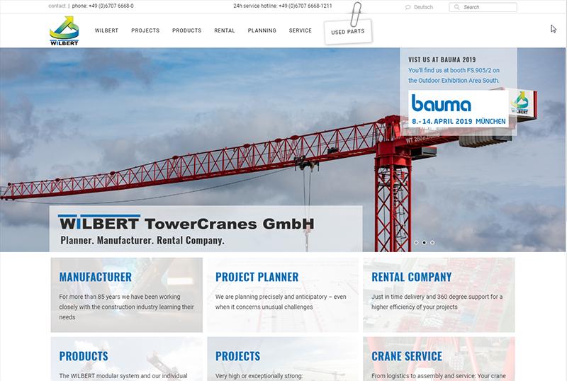 Website (WordPress)
